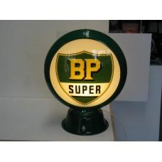 BP SUPER PETROL GLOBE