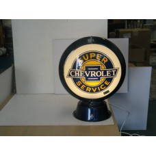 CHEVROLET SALES and SERVICE GLOBE